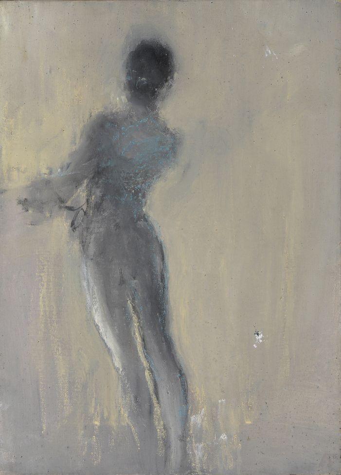 8. Балерина (Тамаре). 2011. Холст, масло. 40х30